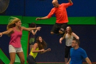 Rebounderz Jacksonville: Have Extreme Fun with the Whole Family