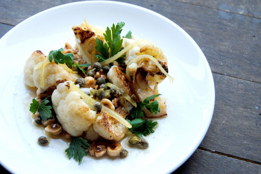 Drool-worthy scallops