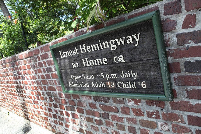 The Ernest Hemingway Home & Museum