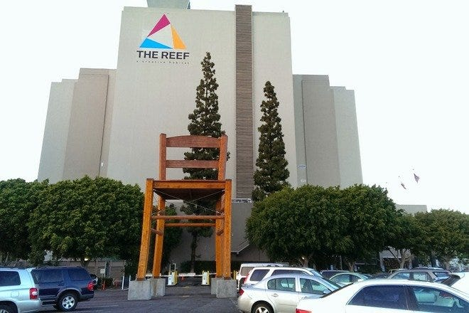 The LA Mart Day Spa at The Reef