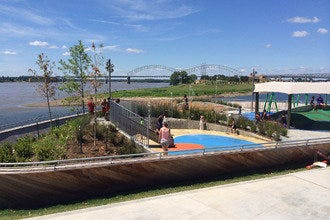 Beale Street Landing: Rolling on the River in Memphis