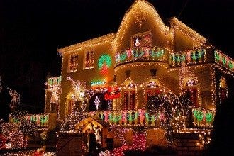 Dyker Heights Light Show