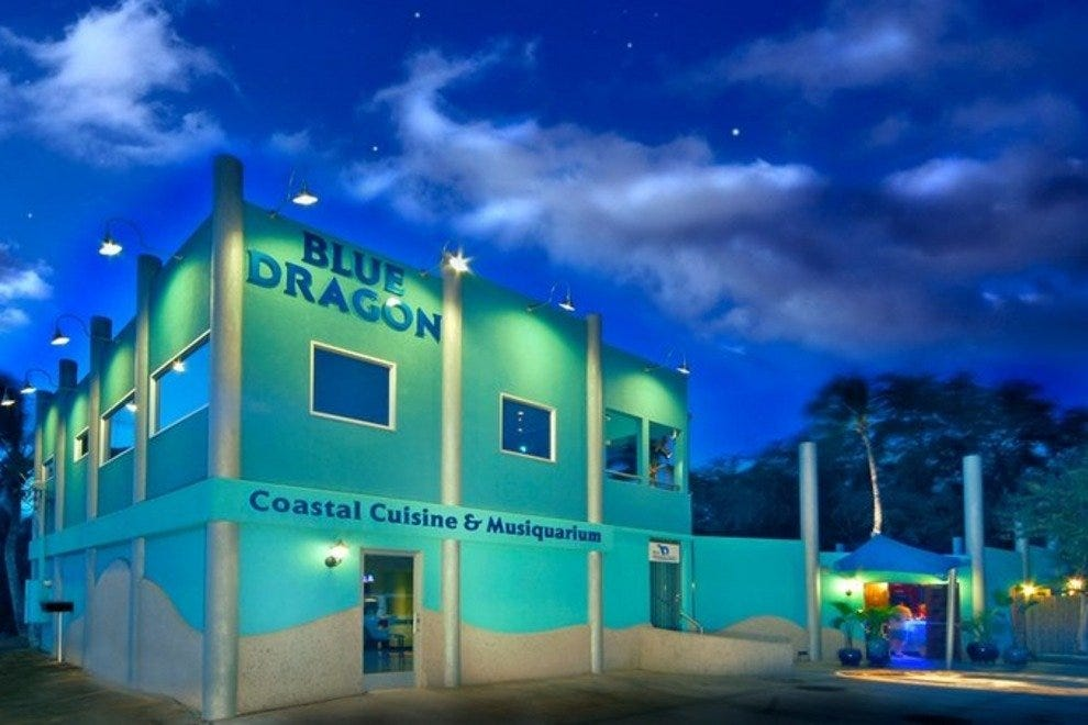 Blue Dragon Restaurant & Musiquarium