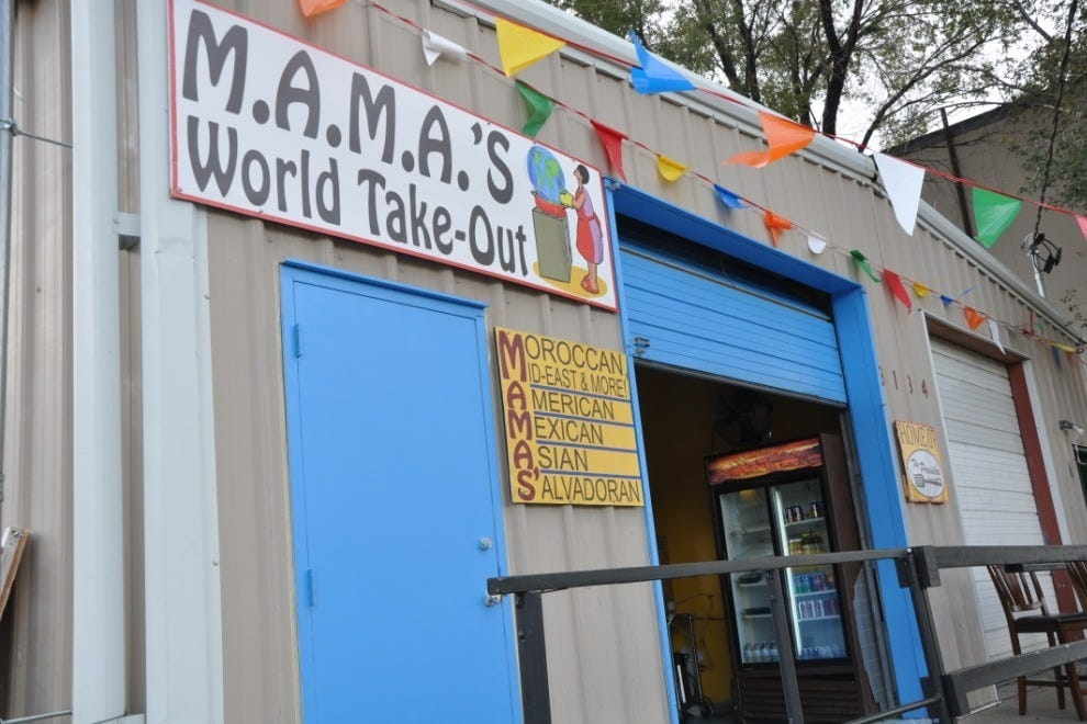 M.A.M.A.'s World Take-out