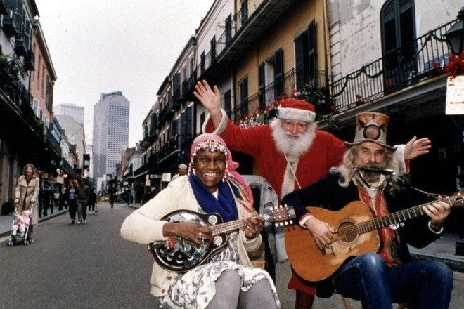 Holiday Attractions in New Orleans