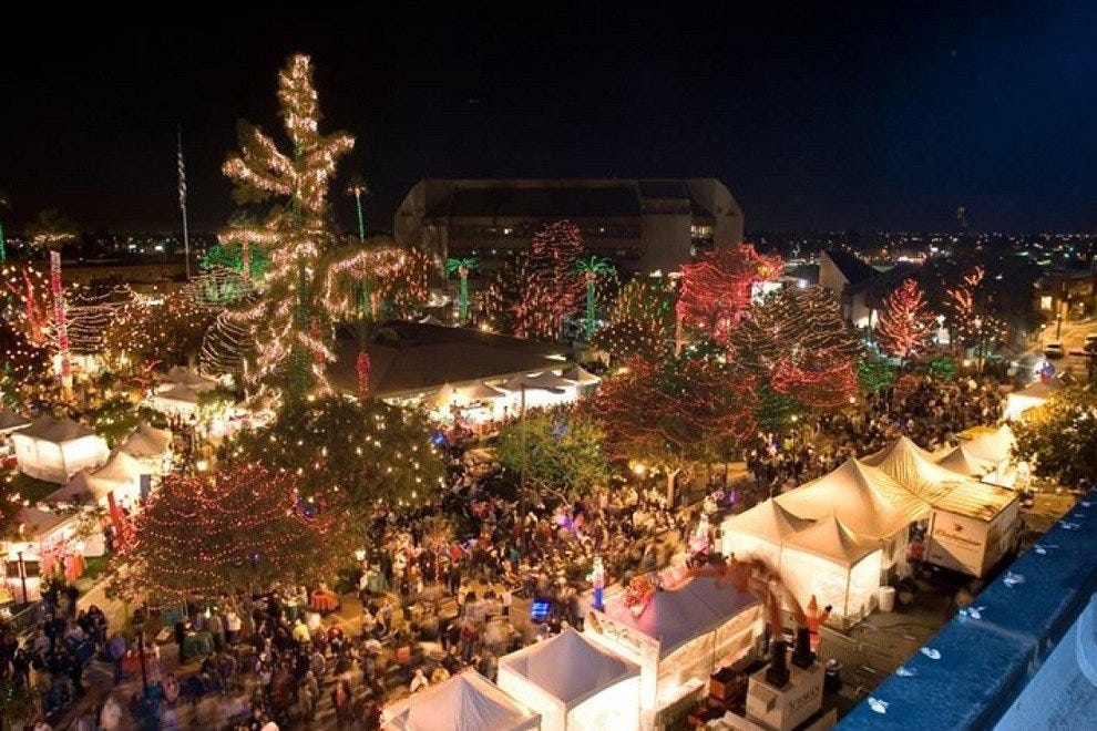 Glendale Glitters Spectacular Weekend