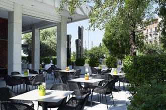 Byzantino at Hilton Athens: Ideal for a Drink or Snack