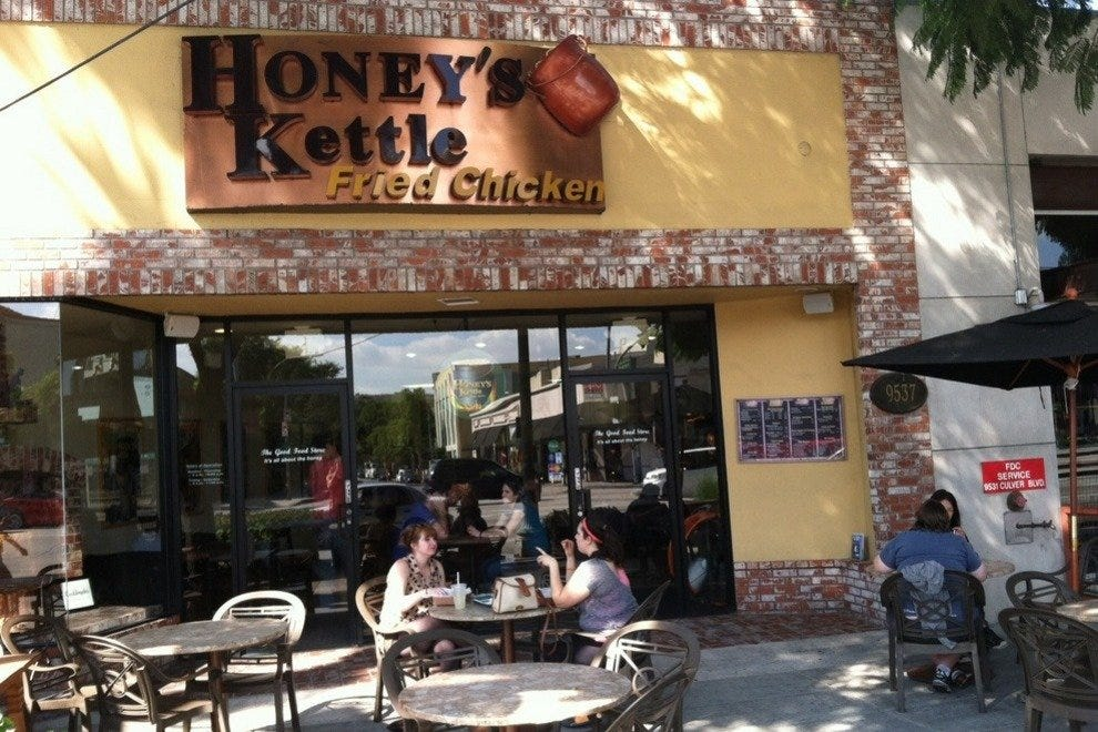 Honey's Kettle Fried Chicken Restaurant and Bakery