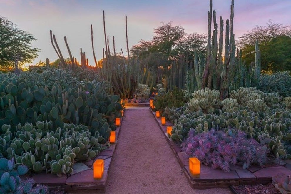 Genial Attraction Slideshow: Holiday Attractions In Phoenix