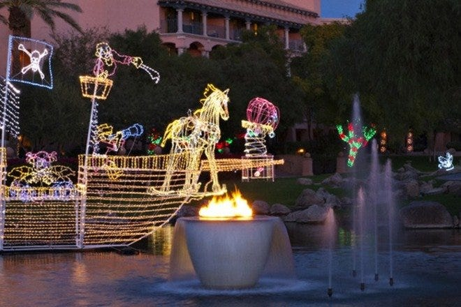 Holiday Attractions in Scottsdale