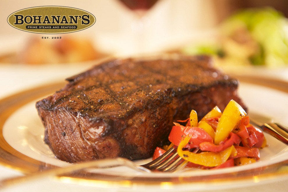 Bohanan's Prime Steak & Seafood
