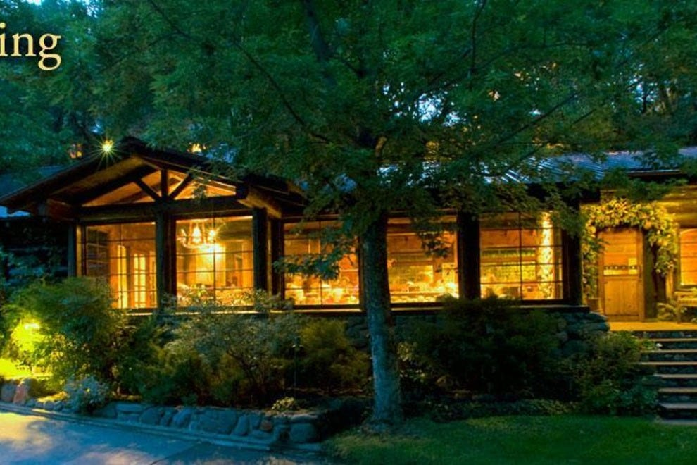 Garland's Oak Creek Lodge