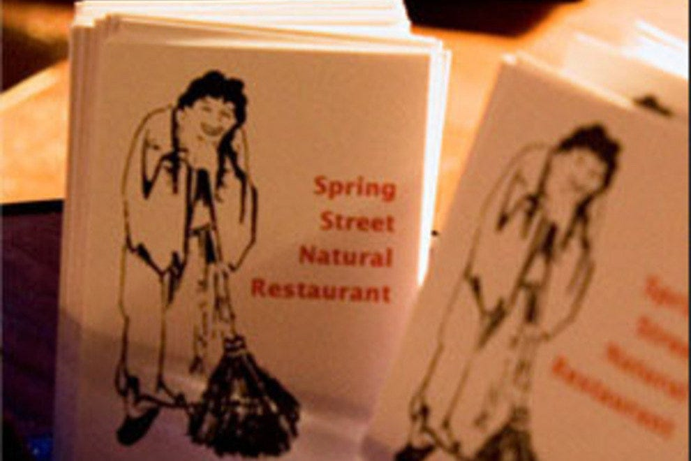 Spring Street Natural Restaurant & Bar