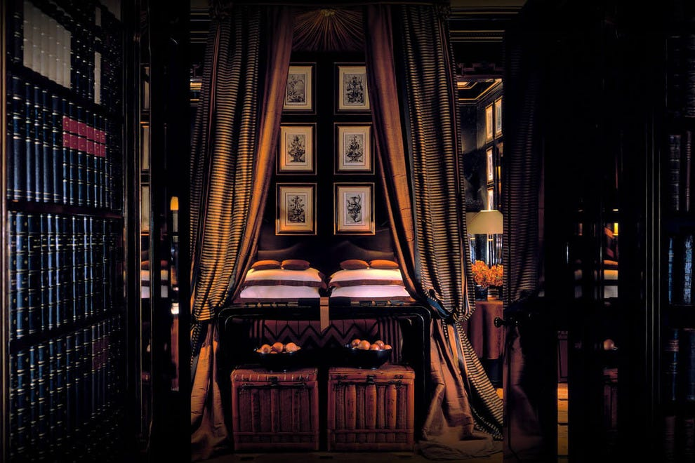 Blakes london london hotels review 10best experts and for Boutique hotel 54 london