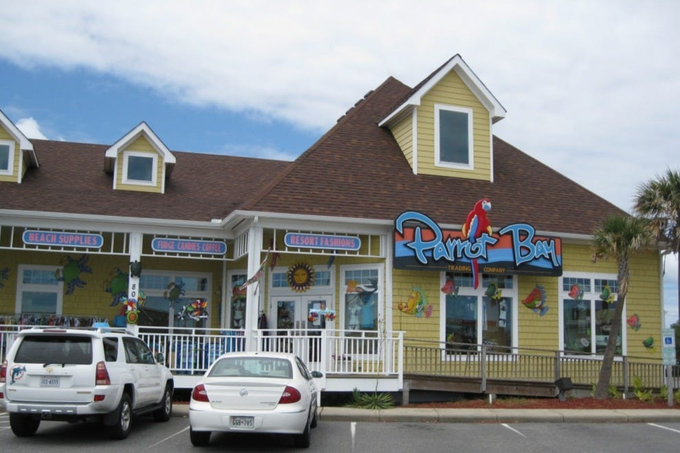 Best Outer Banks Shopping Top 10best Retail Reviews
