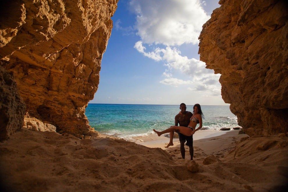 best romantic caribbean island winners 2014 10best readers 39 choice travel awards. Black Bedroom Furniture Sets. Home Design Ideas