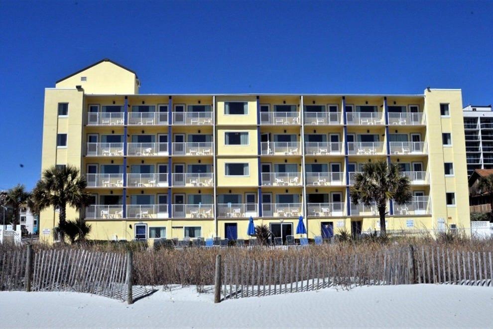 Myrtle Beach Budget Hotels In Myrtle Beach Sc Cheap