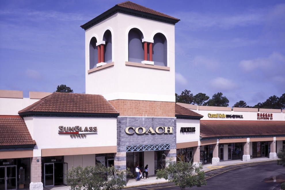 Restaurants St Augustine Outlets