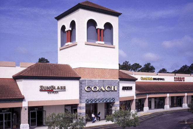 St Augustine Premium Outlets Best Shopping In Jacksonville