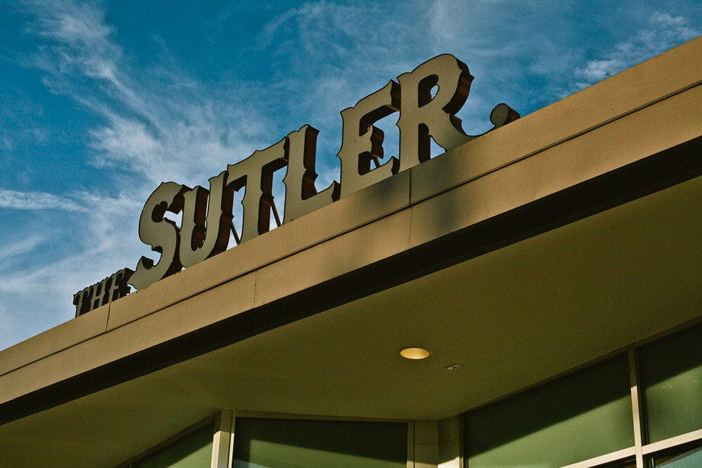 The Sutler