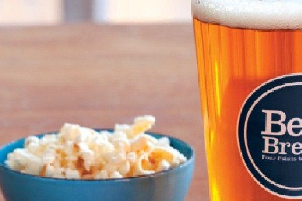 Four Points by Sheraton near LAX pours complimentary craft beers daily.