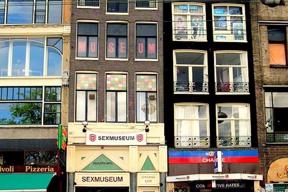 In amsterdam destinations erotic