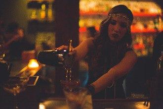 手工鸡尾酒激发杰克逊维尔的夜生活,时尚酒吧向过去致敬