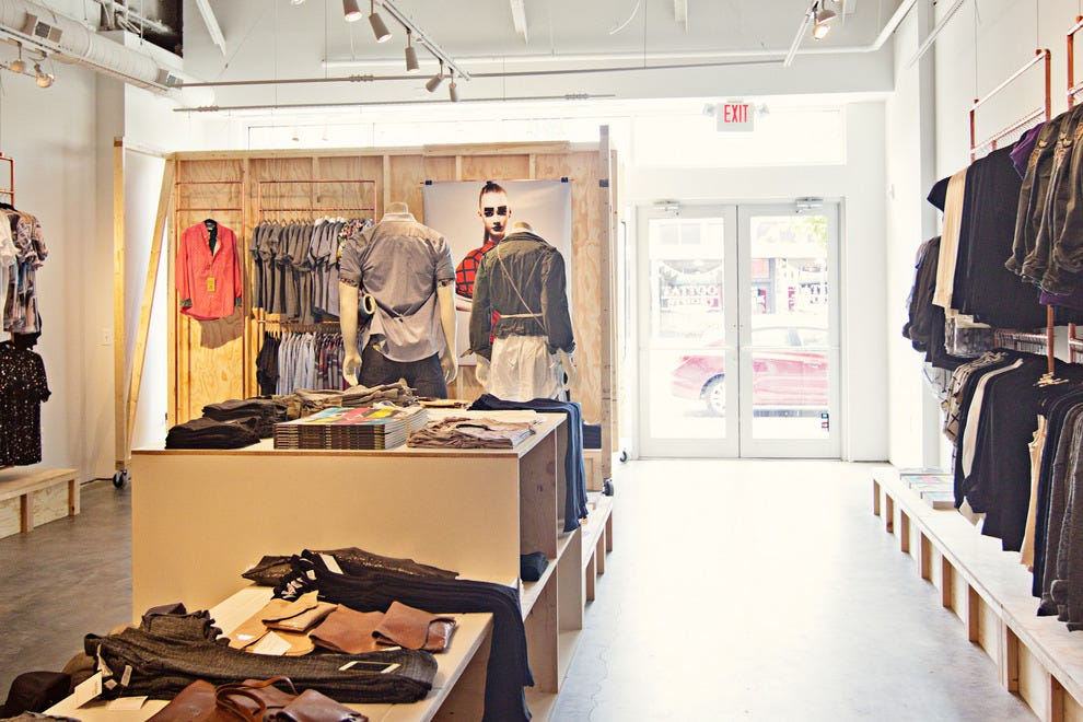 Opened Aug. 1, 2014, the Pattern Store is located on Mass Ave in Indianapolis