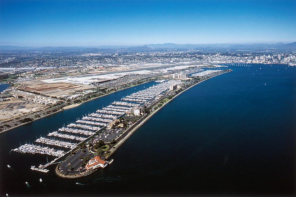圣地亚哥希尔顿机场/海港岛