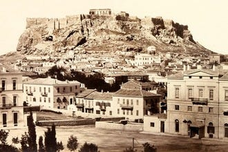 Herakleidon Museum Inaugurates New Annex with Photo Exhibit on Athens