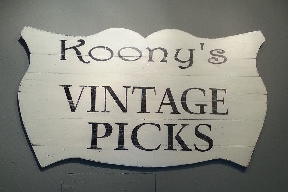 Koony's Vintage Picks