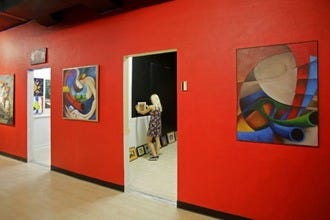 Art Gallery Phelony Opens at Tucson Mall