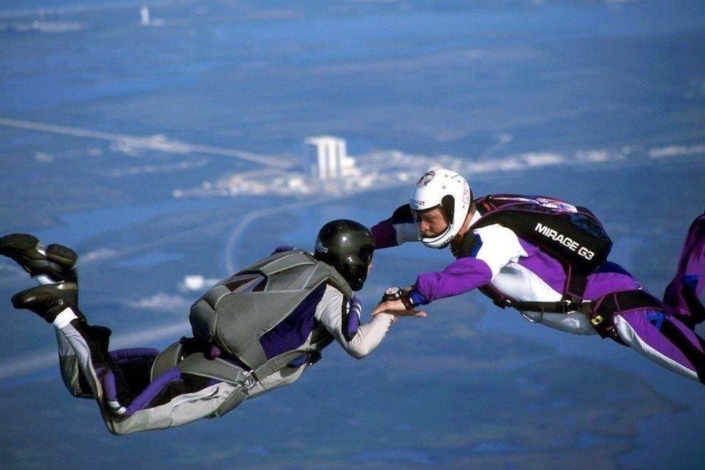 Sky Dive Space Center
