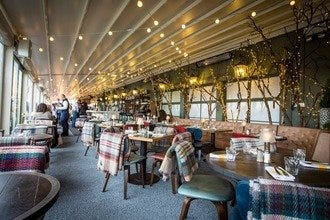 Le Chalet at Selfridges: A Rooftop Restaurant for the Winter