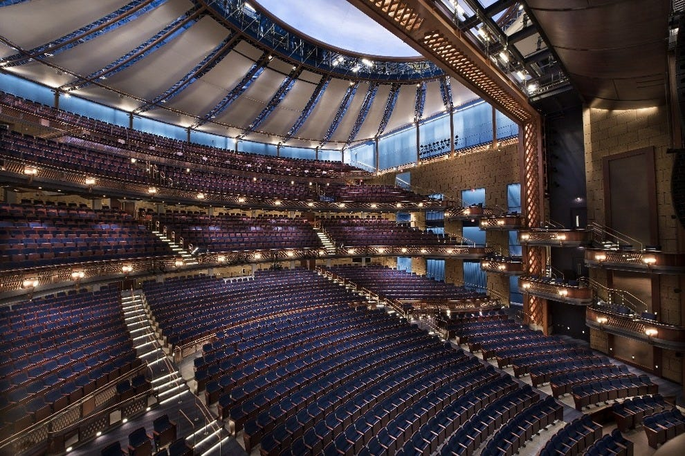 Broadway at the Hobby Center is presented by the Hobby Center Foundation. Sales tax exempt pursuant to Texas Tax Code Section (a)(3). Broadway Across America is an agent of and production services provider for the Hobby Center Foundation.