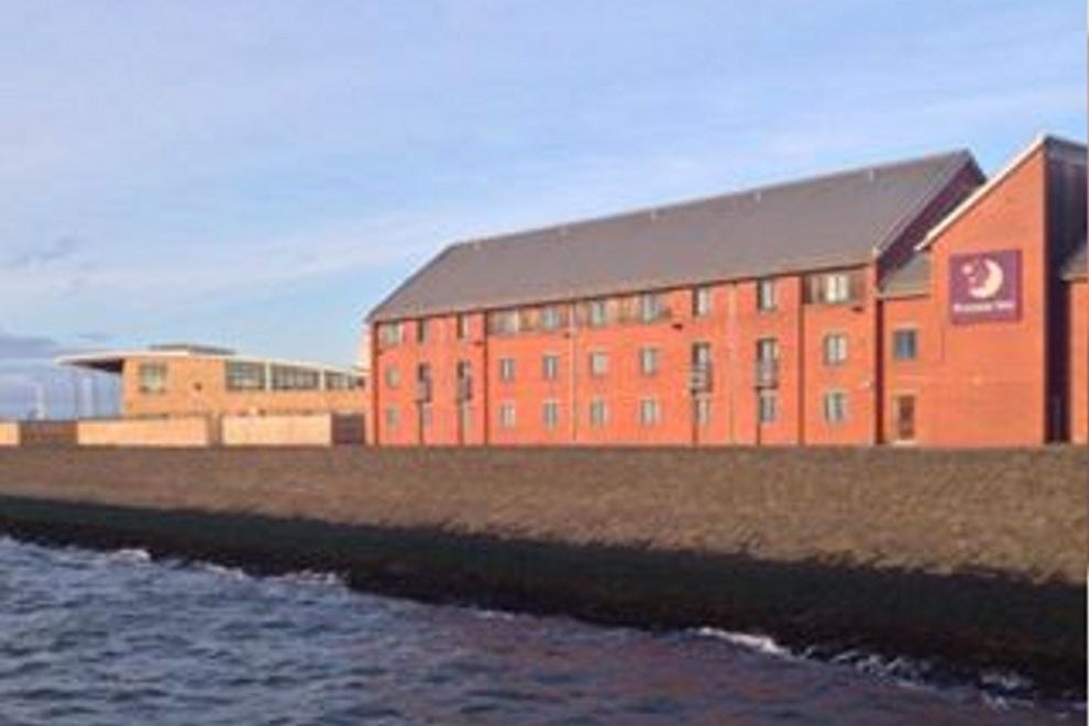 Premier Inn Leith Waterfront