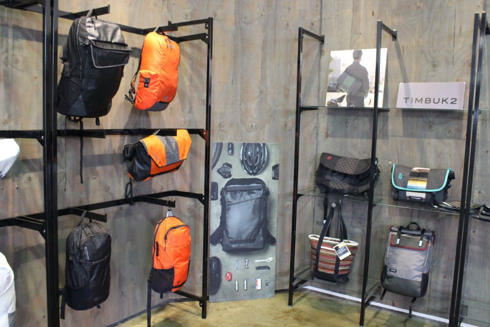 "Timbuk2 bags, the toughest and ""greenest"" around"