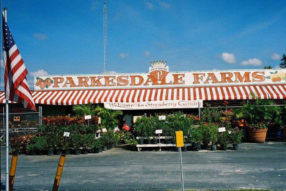 Parkesdale农场市场