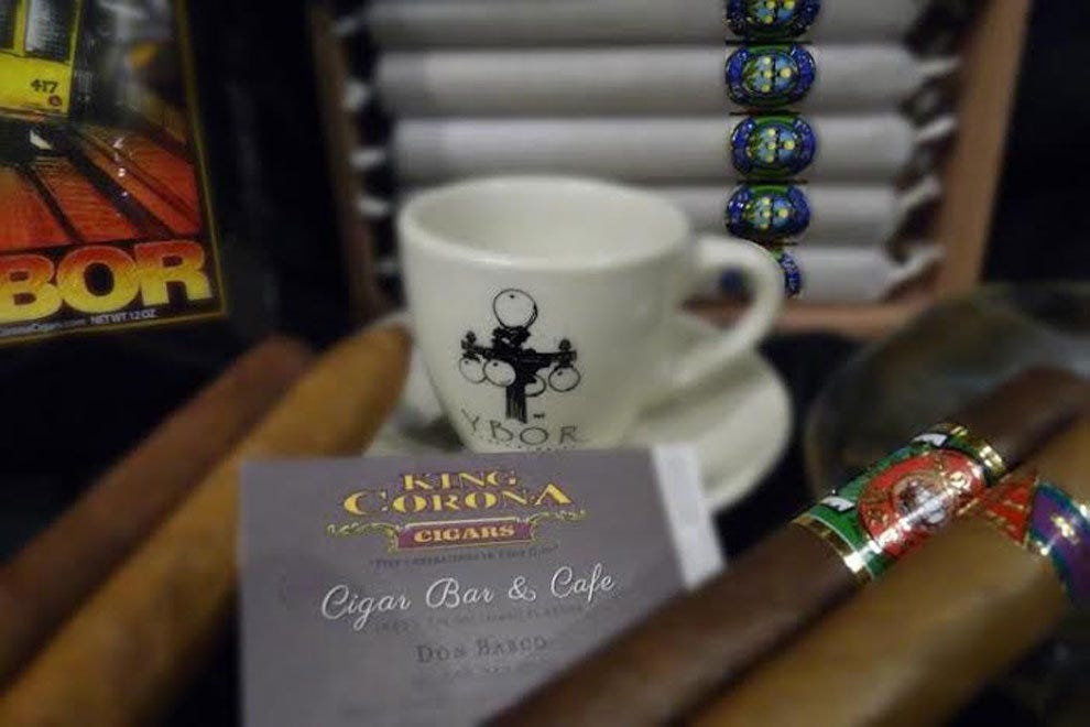 King Corona Cigar Bar