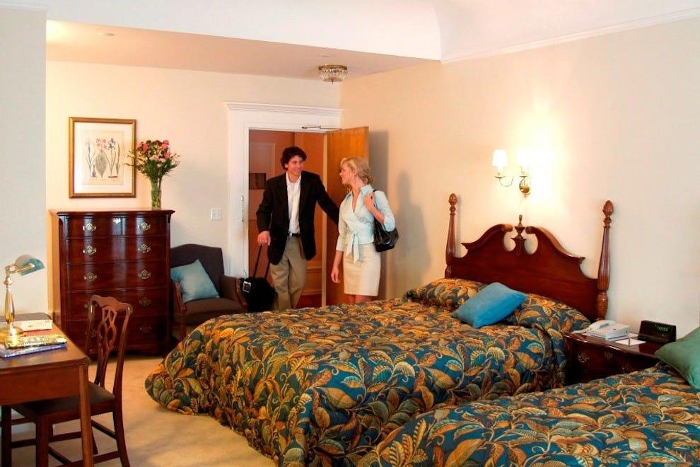 酒店贝雷斯福德