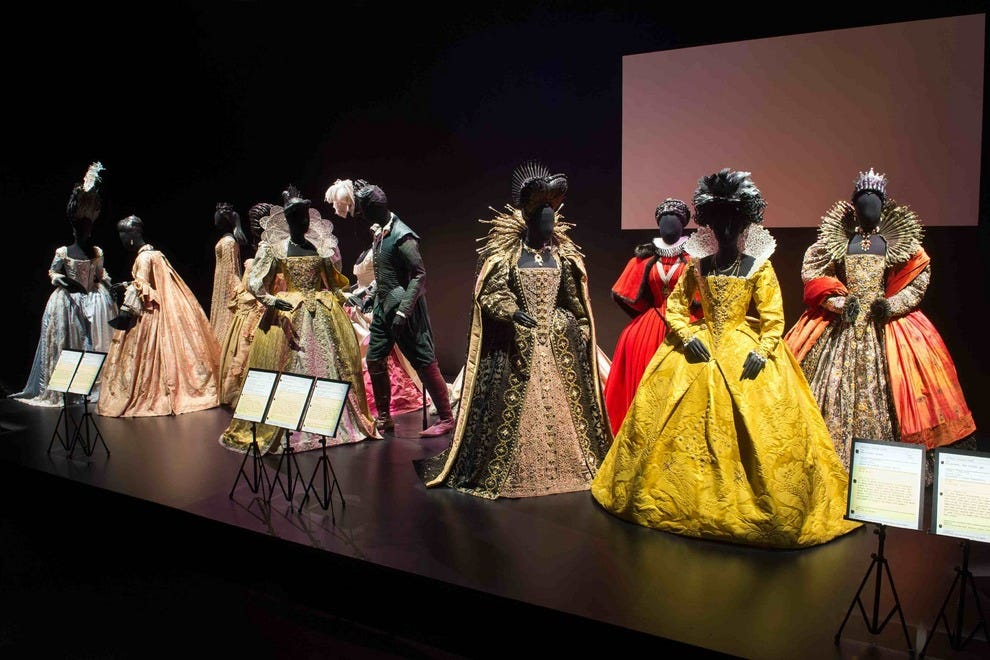 The Academy of Motion Picture Arts and Sciences and the Victoria and Albert Museum present Hollywood Costume