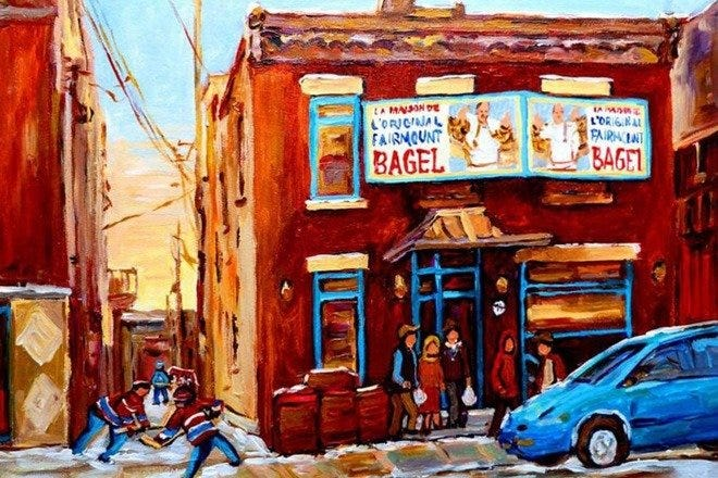 Fairmount Bagel Factory
