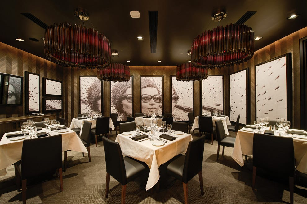 Ocean prime beverly hills dining and drinking with style for Best private dining rooms los angeles