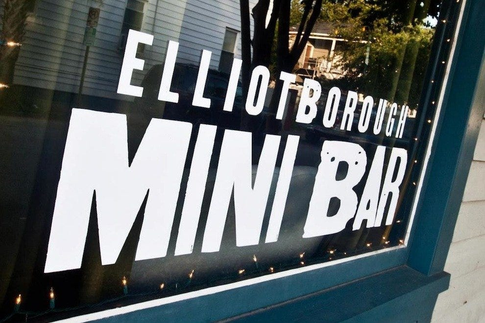 Elliotborough Mini Bar