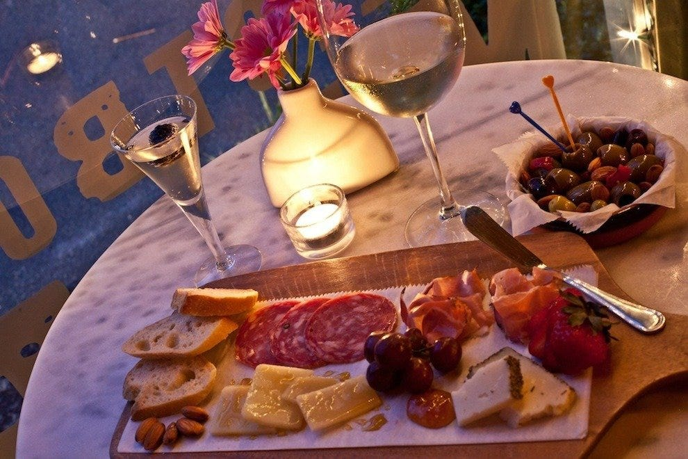 Elliotborough Mini Bar consistently serves up stellar meat and cheese plates
