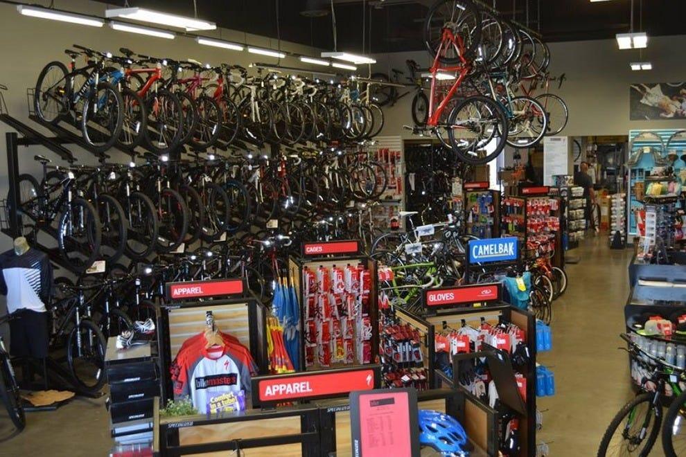 自行车大师是凤凰城最新的自行车专卖店