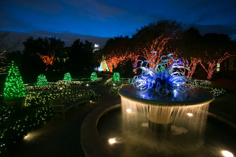 Best Public Lights Display Winners: 2014 10Best Readers\' Choice ...