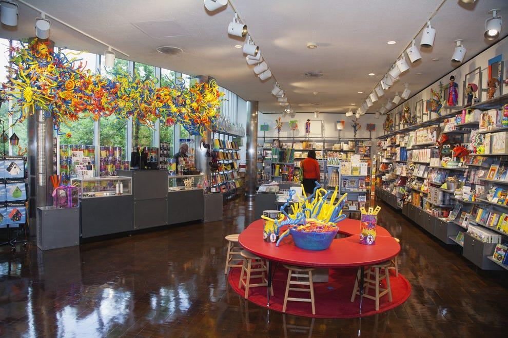 Denver art museum shops denver shopping review 10best for Craft stores denver co