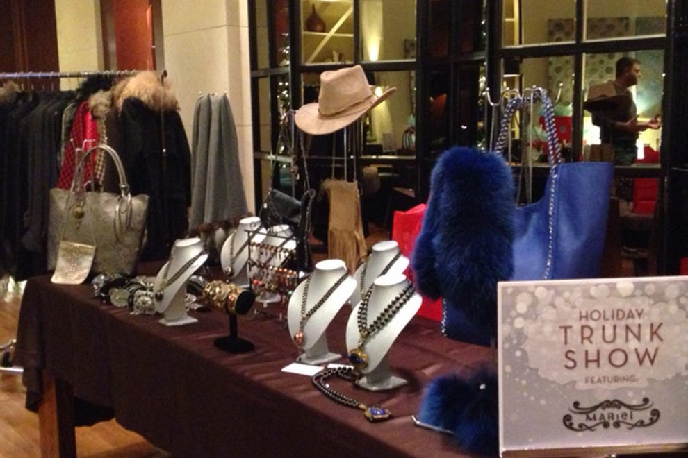 Cherry Creek North Pop-Up  Holiday Trunk Shows