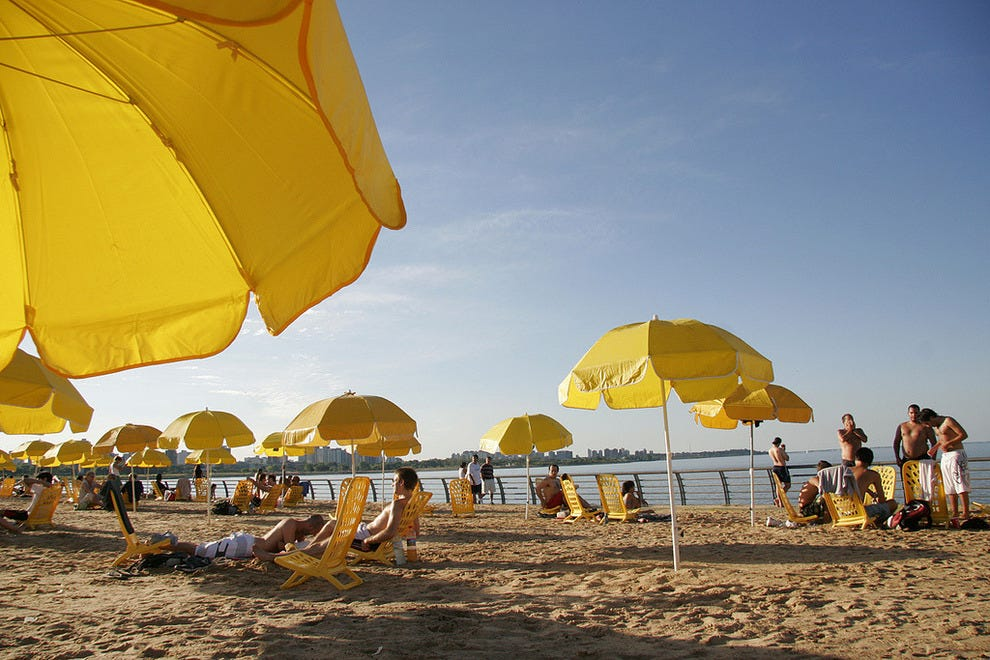 Get your summertime fix at Buenos Aires Playa